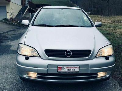 gebraucht Opel Astra Astra 1.8 Comfort KM 117 5251.8 Comfort KM 117 525