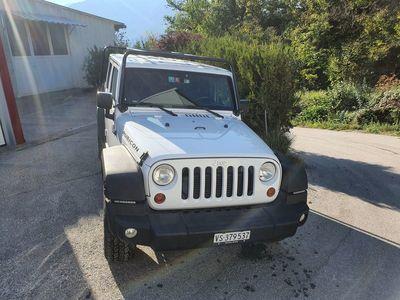 gebraucht Jeep Wrangler 2.8 CRD Rubicon Unlimited