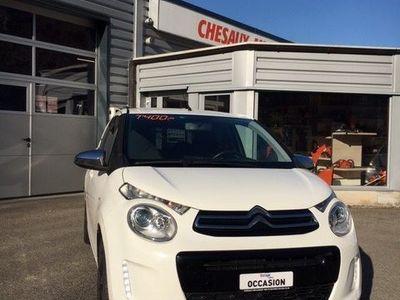 gebraucht Citroën C1 1.2 VTi Swiss&Me