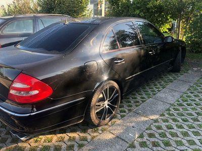 gebraucht Mercedes E500 Avantgarde Automatic