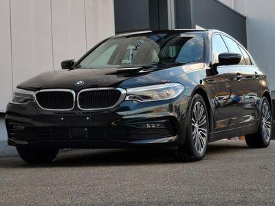 gebraucht BMW 520 5er d xDrive Sport Line Steptronic