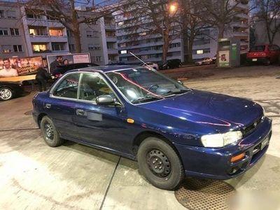 gebraucht Subaru Impreza Automat