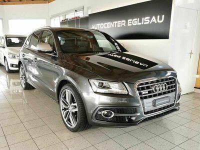 gebraucht Audi SQ5 3.0 Bi-TDI plus quattro tiptronic T-Tr. 340PS