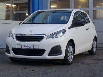 gebraucht Peugeot 108 1.0 VTi Access
