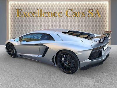 gebraucht Lamborghini Aventador LP700-4 Coupé E-Gear