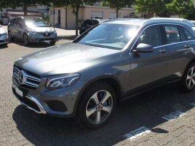 gebraucht Mercedes GLC350 GLC-Klasse X253e Exclusive 4m
