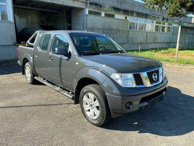 gebraucht Nissan Navara Double Cab SE 2.5 TDI 4WD