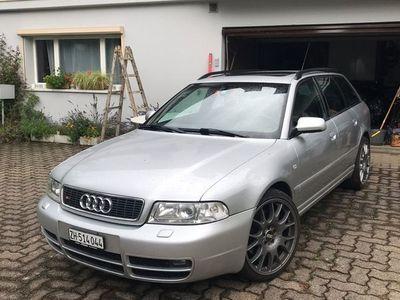 gebraucht Audi S4 b5 Recaro Carbon Schiebedach