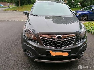 gebraucht Opel Mokka 1.4, top Zustand, 8fach bereift