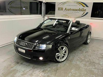 gebraucht Audi S4 S4 4.2 Quattro Automat 344 PS Cabrio4.2 Quattro Automat 344 PS Cabrio