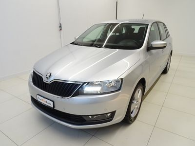 gebraucht Skoda Rapid Spaceback 1.0 TSI Ambition