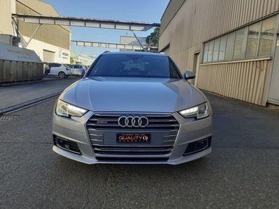 gebraucht Audi A4 Avant 2.0 TDI Sport quattro S-tronic / S-Line