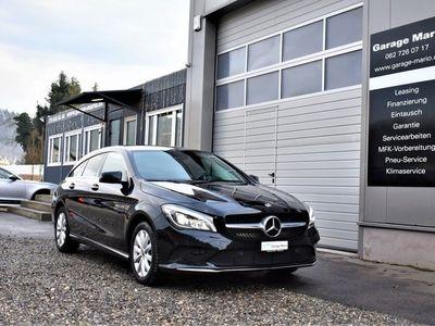 gebraucht Mercedes CLA220 Shooting Brake CLA-KlasseUrban 4Matic 7G-DCT