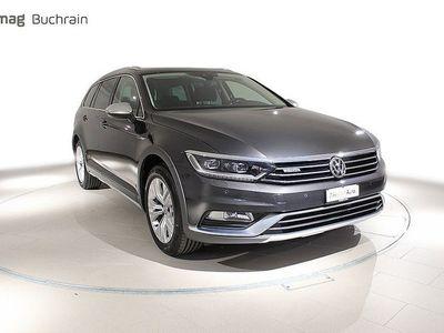 gebraucht VW Passat Alltrack 2.0 TDI BMT 4Motion DSG