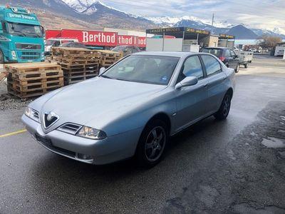 gebraucht Alfa Romeo 166 2.0 TS 16V