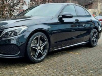 gebraucht Mercedes C200 E-Klasse C 200 AMG Line 21.03.2017 E-KlasseAMG Line 21.03.2017