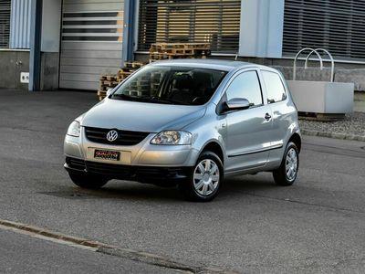 gebraucht VW Fox 1.4 ab MFK/ 139'900 km / 11.2007 jg
