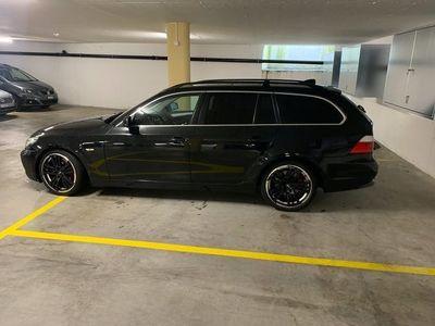 gebraucht BMW 525 5er d frisch MFK 15.07.2021
