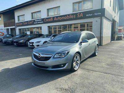 gebraucht Opel Insignia Sports Tourer 1.6 Turbo Sport Automatic