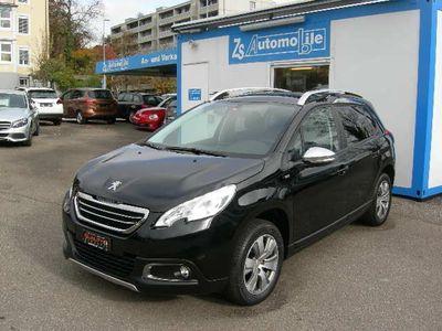 gebraucht Peugeot 2008 1.6 e-HDi Style EGS6