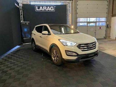 gebraucht Hyundai Santa Fe 2.2 CRDI 4WD