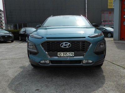 gebraucht Hyundai Kona 1.6 T-GDi Vertex 4WD DCT