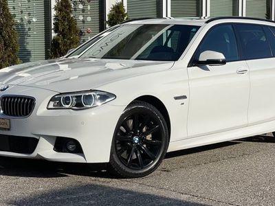 gebraucht BMW 535 5er d Touring xDrive Steptronic M-Sportpaket