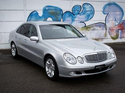 gebraucht Mercedes E500 E-Klasse Mercedes BenzFrisch ab MFK & Service