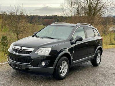 gebraucht Opel Antara 2.4 Cosmo 4WD Automatic
