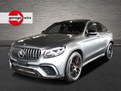 gebraucht Mercedes S63 AMG GLC CoupéAMG 4Matic+ 9G-Tronic