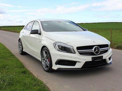 gebraucht Mercedes A45 AMG A-Klasse4Matic Speedshift 7G-DCT *360 PS