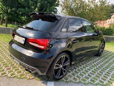 gebraucht Audi S1 Sportback 2.0 TFSI quattro