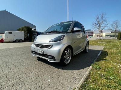 gebraucht Smart ForTwo Cabrio BRABUS softouch * Oben Ohne * *