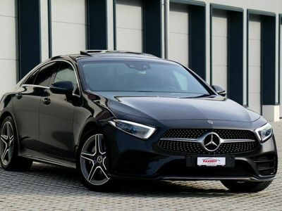 gebraucht Mercedes CLS450 4Matic AMG Line 9G-Tronic (Limousine)