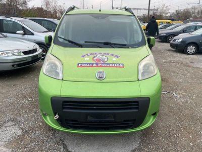 gebraucht Fiat Fiorino 1.3 MJ Swiss