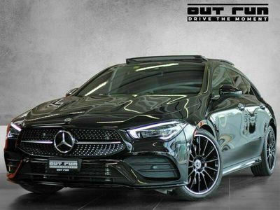 gebraucht Mercedes CLA250 Shooting Brake 4Matic 7G-DCT AMG Line