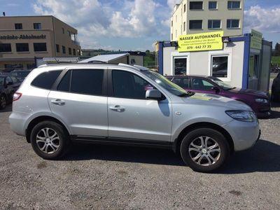 gebraucht Hyundai Santa Fe 2.2 CRDi Swiss Limited Ed. 4WD Aut.