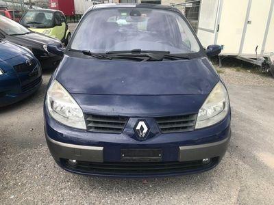 gebraucht Renault Scénic 2.0 16V Dynamique