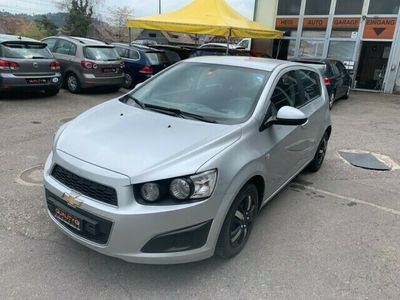 gebraucht Chevrolet Aveo 1.4 LT Automatic