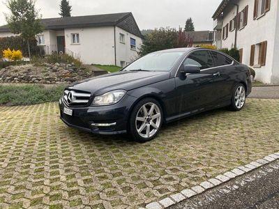gebraucht Mercedes C350 C-KlasseV6 BlueEF Edition Coupé