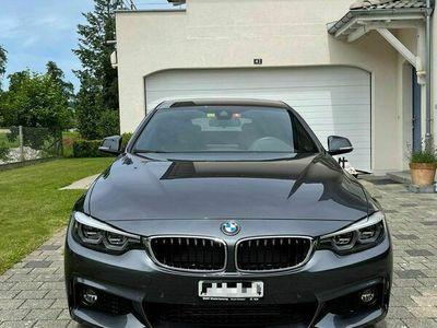 gebraucht BMW 420 Gran Coupé  d xDrive Pure M Sport Steptronic