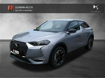 gebraucht DS Automobiles DS3 Crossback 130i Automat So Chic