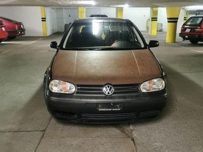 gebraucht VW Golf IV Vr6 2.8 4Motion