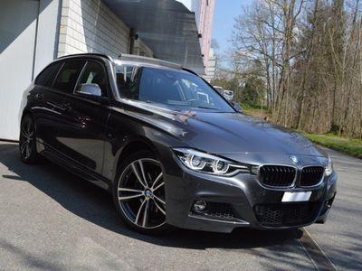gebraucht BMW 320 d xDrive Touring M Sport Line Steptronic I 190 PS I E
