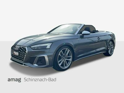 gebraucht Audi S5 Cabriolet S5 Cabriolet 3.0 TFSI quattro tiptronic 3.0 TFSI quattro tiptronic