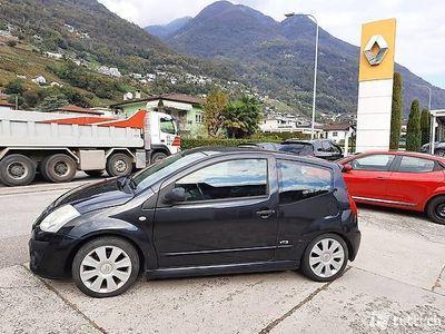 gebraucht Citroën C2 vts 1.6 benzina anno 2009