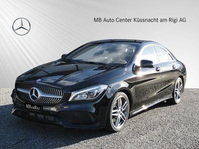 gebraucht Mercedes CLA250 AMG Line 7G-DCT 4Matic