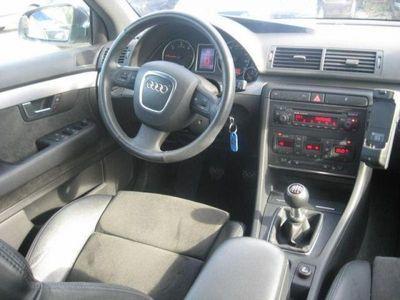 gebraucht Audi A4 Avant 1 9 TDI DPF Sport Leder Xenon Multispor
