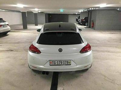 gebraucht VW Scirocco 2.0 TSI DSG