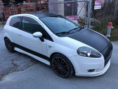 gebraucht Fiat Punto 1.9JTD 2007